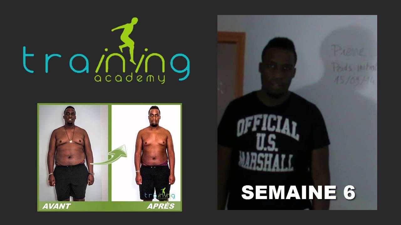 perte de poids rapide Nantes Training Academy - YouTube