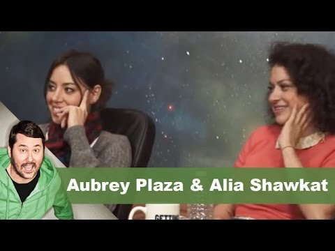 Aubrey Plaza & Alia Shawkat   Getting Doug with High