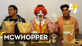 McWhopper!? Burger King Wants To Team Up With McDonald's