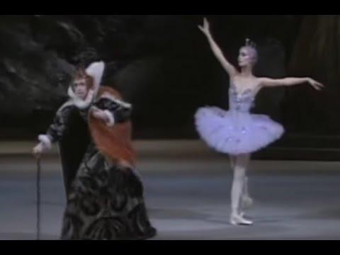 Lilac Fairy vs Evil Fairy Carabosse - Sleeping Beauty ...