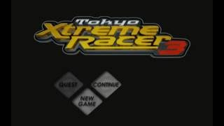 [Tokyo Xtreme Racer 3] Final boss and ending credits
