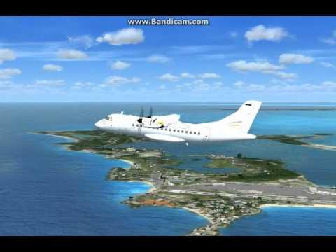 Freewares For FSX Episode1: ATR 42
