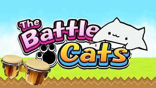 THEY PUT BONGO CAT IN BATTLE CATS?!