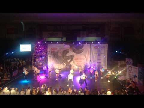 Efekt Dance Brno TSR Zlín 2.5.2015 - SILENT BAD PEOPLE
