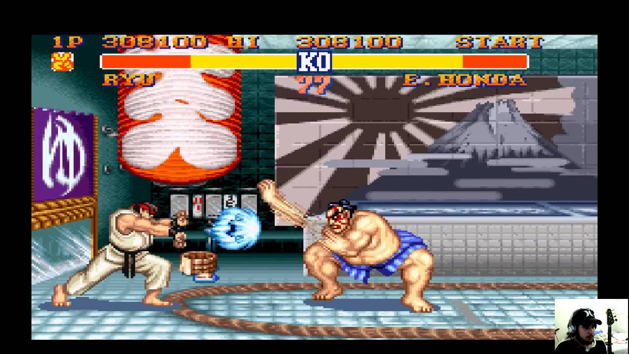 Ending Old Games - Street Fighter II The World Warrior ...