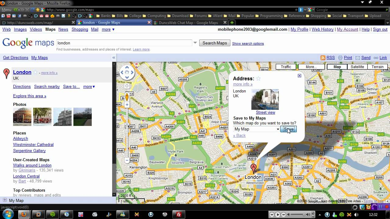 How To Create A Custom Editable Map (with RSS) For Your Website ...