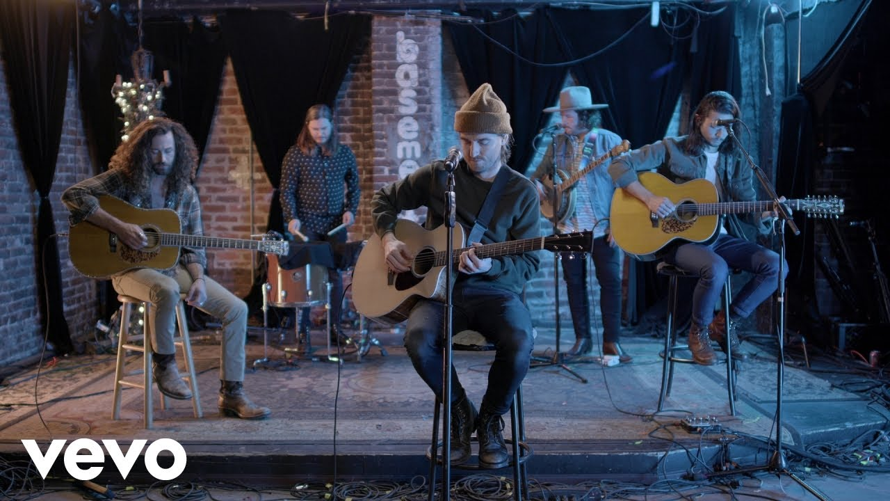 LANCO - First Beer (Live Performance)