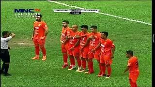 CUPLIKAN GOAL PERSEBAYA VS BORNEO FC, FT: 1 VS 0, Perebutan Juara 3 Piala Gubernur Kaltim