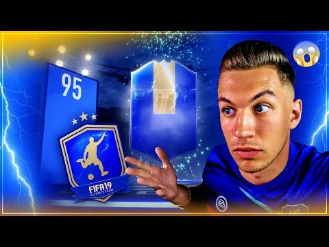 1ER TOTS ! PACK OPENING 12000 PTS + SBC !