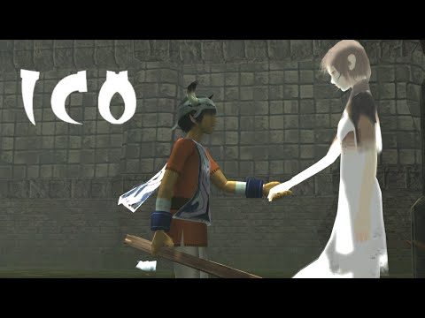 【RTA】ICO(PS3版)RTA 1:33:07 / IGT 1:28:36