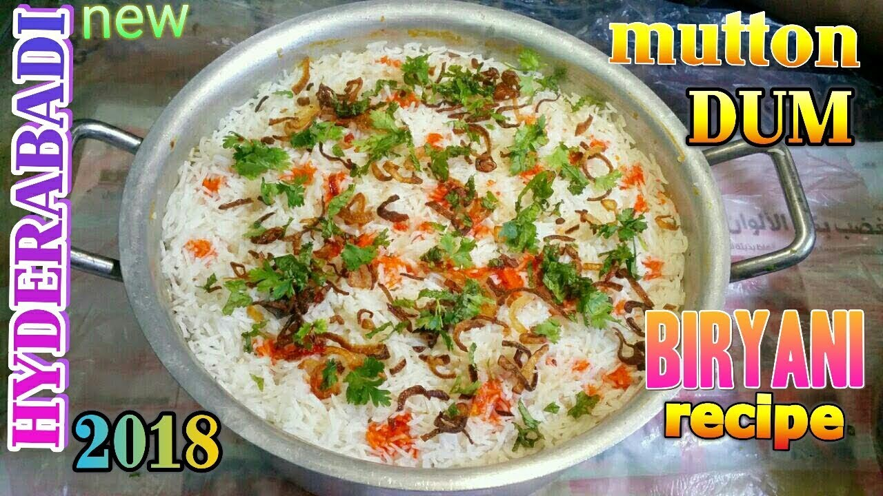 recipe: mutton dum biryani recipe in hindi [21]