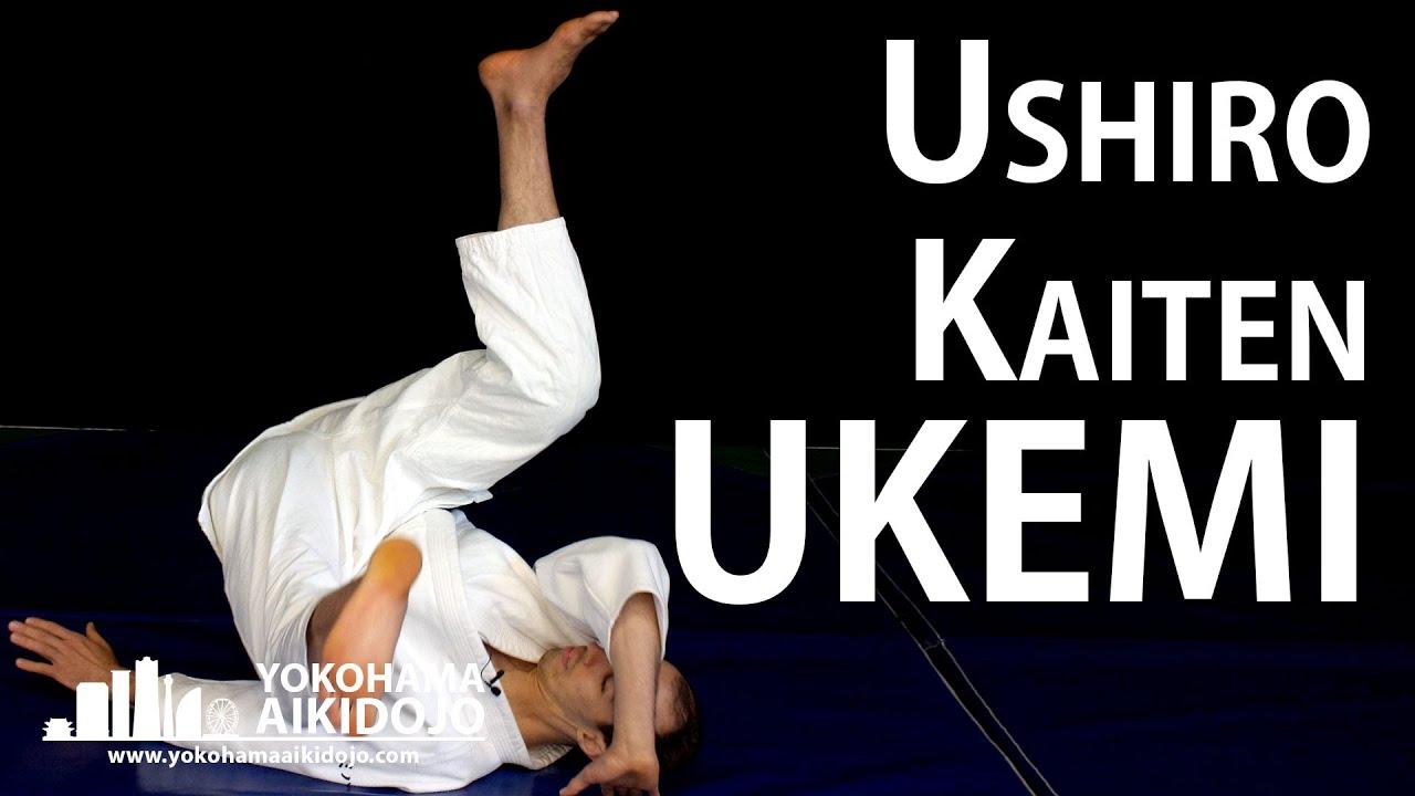 How to do BACK ROLL - Aikido Ukemi TUTORIAL