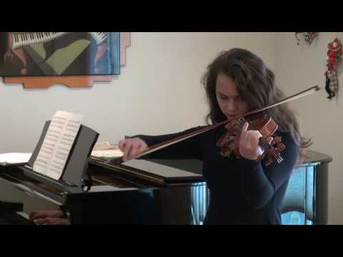 Polish Dance by Edmund Severn - Violin and Piano