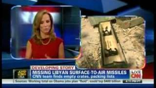 LIBYA / MISSING SURFACE-TO-AIR MISSILES & QADDAFI SAFT SIDE !