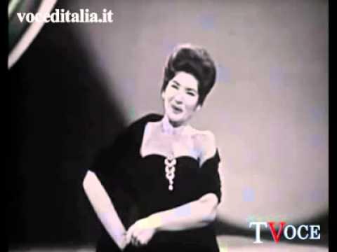 Recital del grande soprano Maria Callas alla Royal Opera House Covent Garden di Londra (1962)