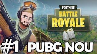 PUBG in Fortnite | Battle Royale | ep. #1/w Leo