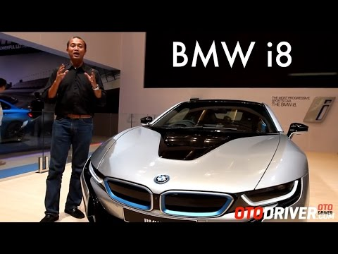 Bmw I8 2016 First Impression Review Indonesia Otodriver Youtube