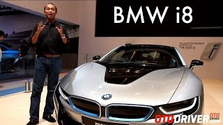 BMW i8 2016 First Impression Review Indonesia | OtoDriver