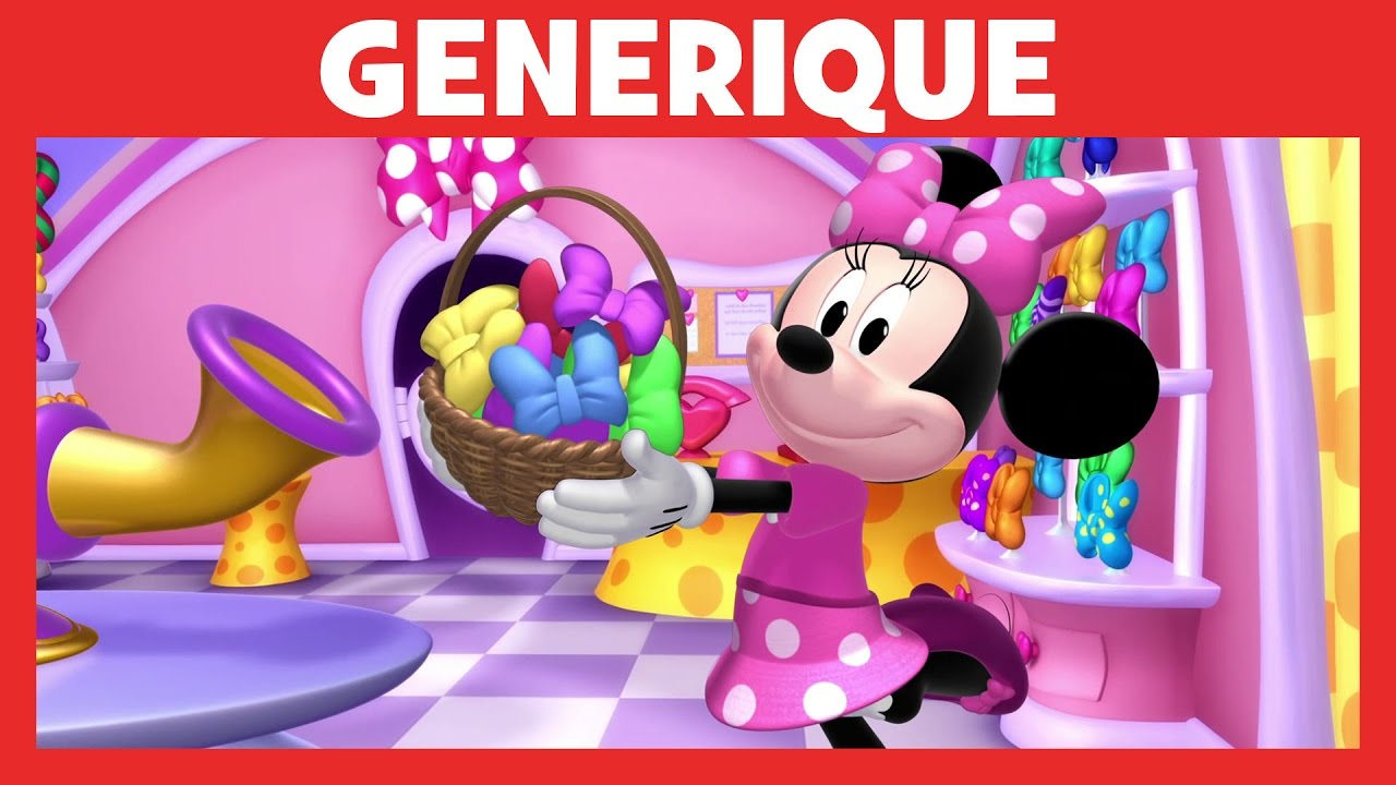 la boutique de minnie g n rique youtube. Black Bedroom Furniture Sets. Home Design Ideas