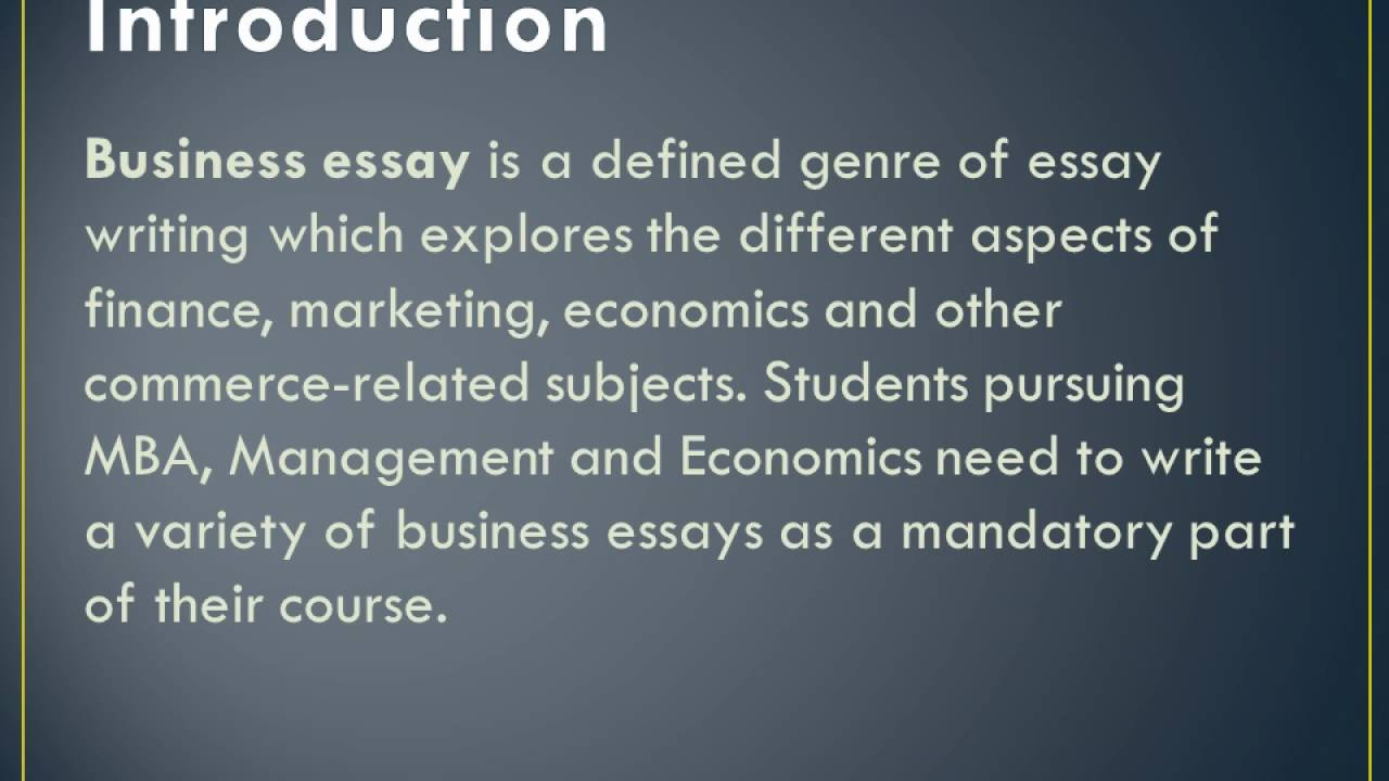 Proposal Essay Topic List  English Class Reflection Essay also First Day Of High School Essay Online Business Essay Topics Sample  Writing Help Service Examples Of Thesis Statements For Essays