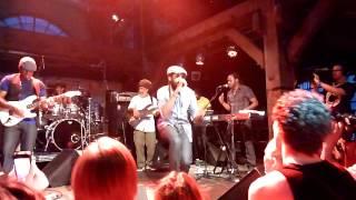 Tarrus Riley - Dean Frazer: Intro TR & Shaka Zulu Pickney - Live@Fabrik / HH 18.06.2013