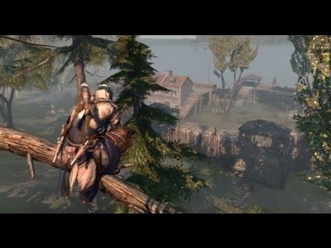 Assassin's Creed III - Walkthrough - Club -Todas las Misiones / Desafios de West Point [100%]