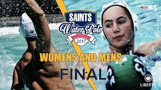 Finals - Saints Waterpolo Invitational 22 October 2017
