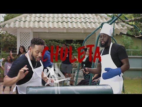 Natan El Profeta- Albert Miliano- Chuleta (remix) Video Oficial