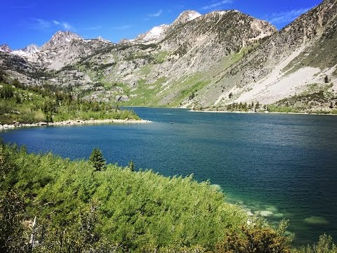 Backpacking The Sabrina Basin - John Muir Wilderness