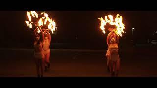 Spark // Firemingos Burning Man 2020 Fire Performance