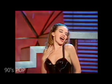Kylie Minogue - What do I have to do [Zapper n'est pas jouer 15.04.1991]
