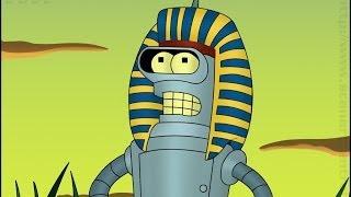 Скачать Прохождение Futurama The Game Футурама Игра с переводом часть 07 Бендер и ЖеноРобототы