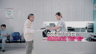 Up to $450 of MediSave Top-ups for Singaporeans aged 65 and above