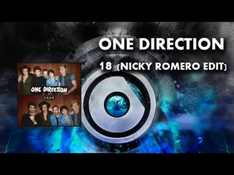 One Direction - 18 (Nicky Romero Remix) (OUT NOW)