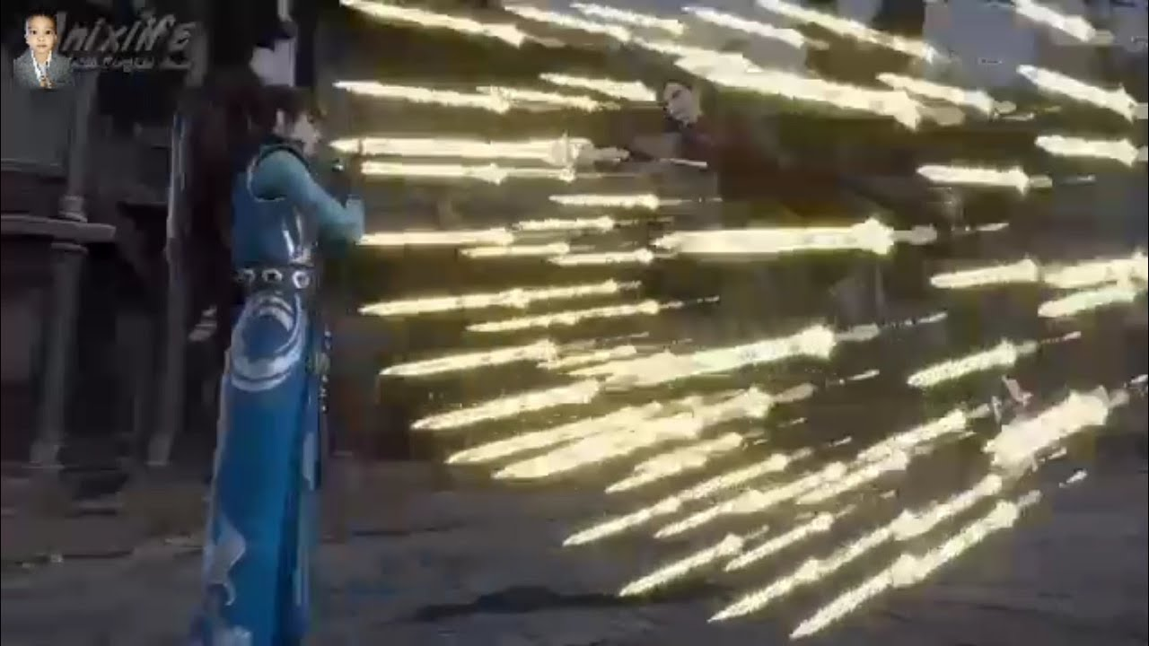 animasi spirit sword sovereign s2 full eps sub indo - youtube