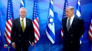 PM Netanyahu Meets US Secretary of Defense Mattis