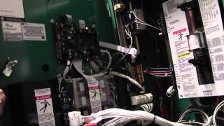 Generator Transfer Switch Operation #3