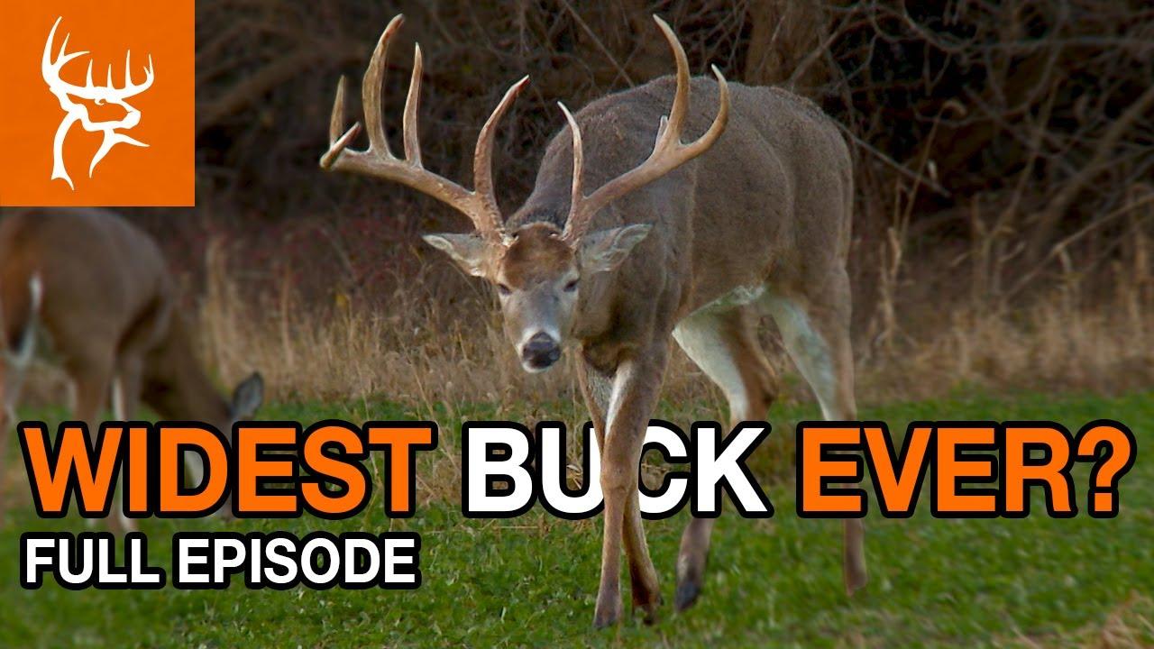 Download WIDEST BUCK EVER?!   Buck Commander   Full Episode