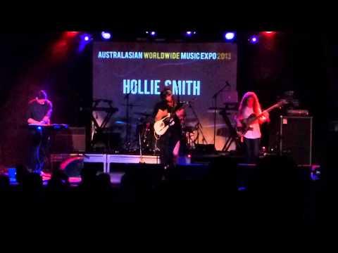 Hollie Smith live at Hi Fi Bar, Melbourne - AWME 2013