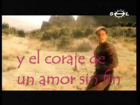 Con la fuerza de mi corazón- karaoke-D&E