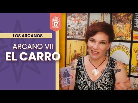 Arcano VII El Carro || Aprende Tarot