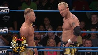 Xplosion Match: Mr. Anderson vs Rockstar Spud