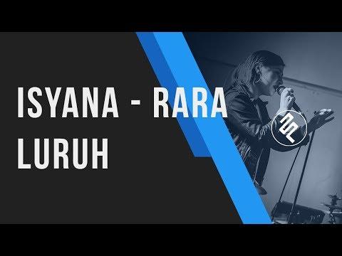 Isyana Sarasvati Rara Sekar - Luruh Karaoke / Piano Instrumental / Chord Lirik Kunci