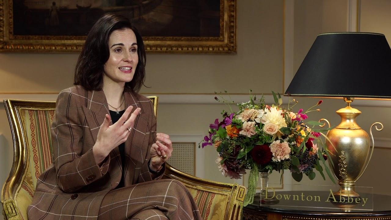 Download Michelle Dockery ci parla di Downton Abbey e del nuovo film di Guy Ritchie! | INTERVISTA