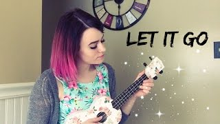 let it go james bay kelaska ukulele cover