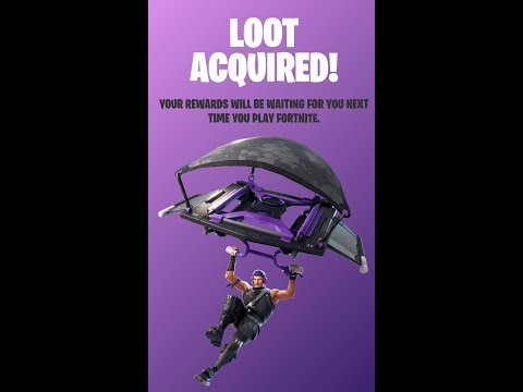 NEW! FORTNITE Twitch Prime Loot