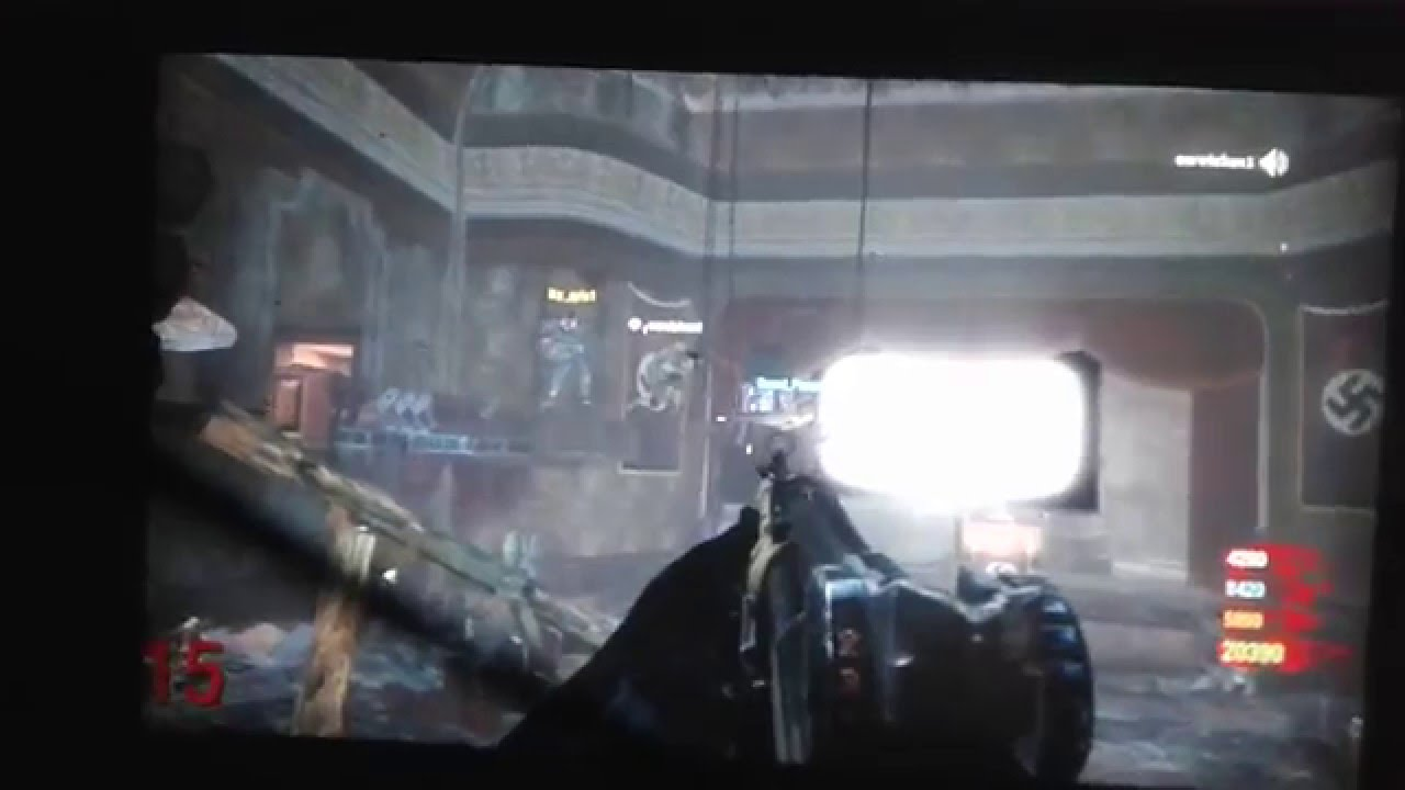 black ops zombies glitches kino der toten - new barrier