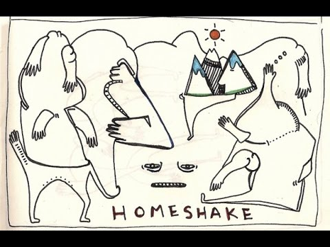 HOMESHAKE - THE HOMESHAKE TAPE