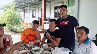 Hotboy Trà Sữa ăn mừng lãnh tiền youtube cùng Khương Dừa !