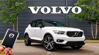 2021 Volvo XC40 // A Killer Blend of FASHION and FUNCTION for $33,000!